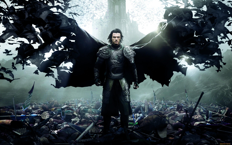 кино фильмы, dracula untold, legendary, pictures, year, luke, evans, film, war, 2014, movie, untold, dracula, horror, fantasy, action, drama, man, universal, warrior, vampire, tepes, graf, vlad